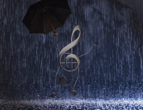 Dancing Between the Raindrops