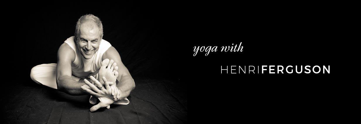 Yoga with Henri Ferguson