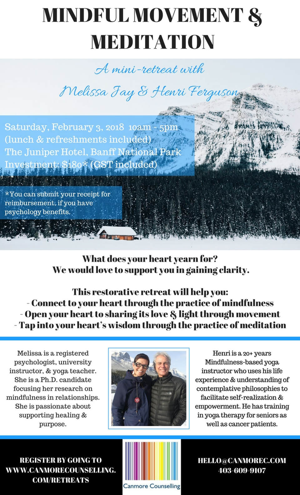 Mindful Movement and Meditation Retreat